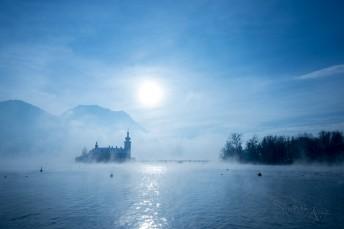 Eisiges Schloss